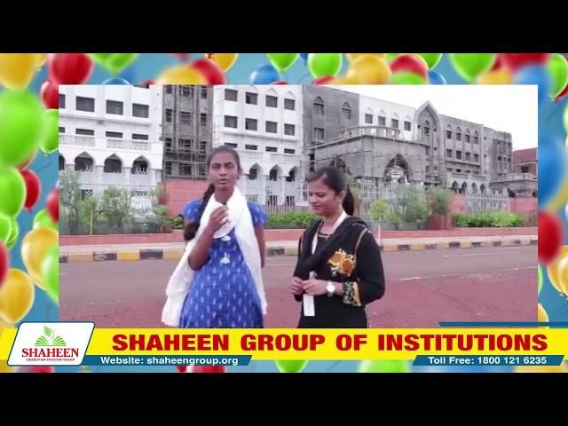 Testimonial from Students   Shaheen College  Dr AbdulQadeer   Bidar  Crack NEET