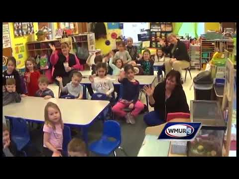 School visit: Granite Start Early Learning Center in Nashua