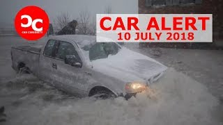 New York Senator Schumer Wants Stronger Consumer Protection From Flood Cars