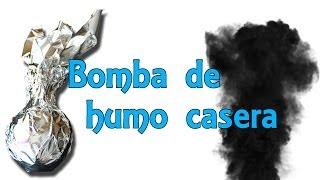 Bomba de humo casera con pelotas de ping pong (Experimentos Caseros)