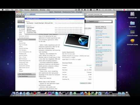 Silverlight On Mac