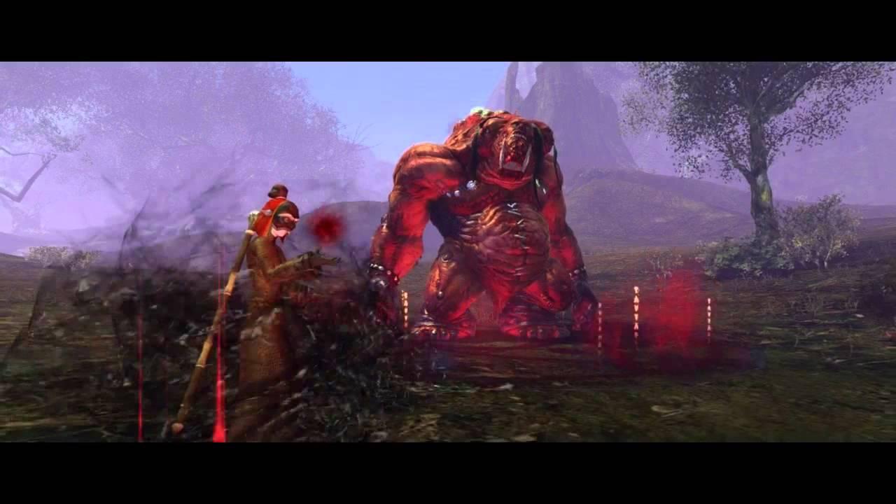 Видео ArcheAge - Трейлер для Tencent Games Carnival 2012