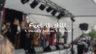 Bigband • Høstival 2018 • Feel it still