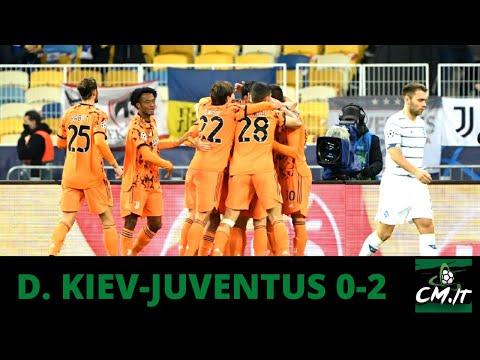 Champions League, Dinamo Kiev-Juventus 0-2 | Super Morata!
