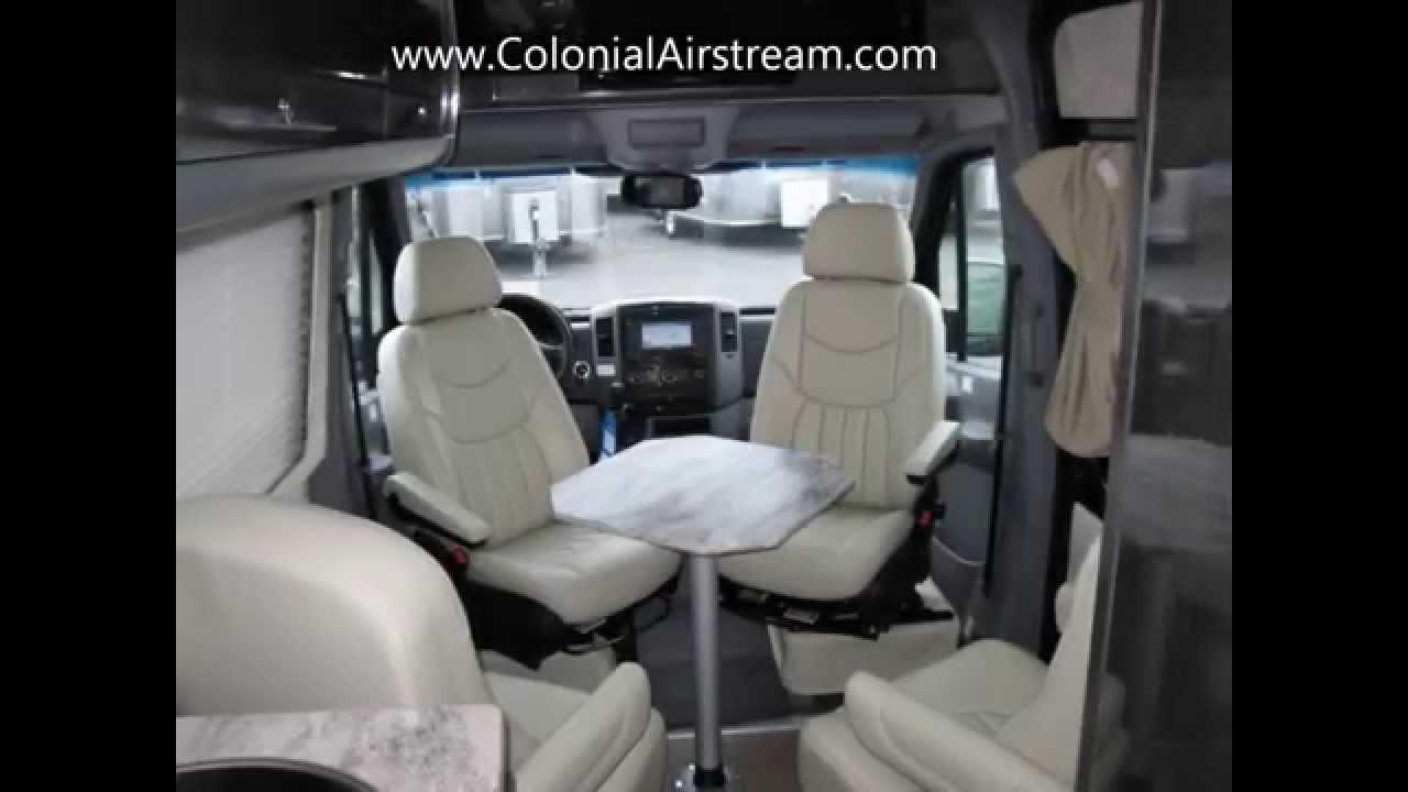 Sprinter Rv Conversion >> 2013 Airstream Interstate 3500 24' Extended Lounge ...