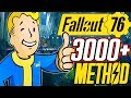 HOW TO GET A TON OF CAPS IN FALLOUT 76 |🔥3000+ CAPS PER HOUR🔥| Fallout 76 FASTEST WAY TO GET CAPS