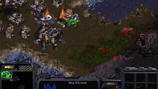 [Starcraft RPG] Terran vs Computer(6 players) - DiaStar, Starcraft BroodWar Expansion Set