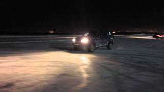 """видео Вращение автомобиля вокруг задней оси на 180° или """"полицейский разворот"""" задним ходом Урок"""