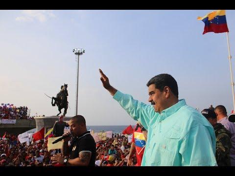 Discurso completo de Nicolás Maduro en acto de campaña en estado Vargas, 2 mayo 2018