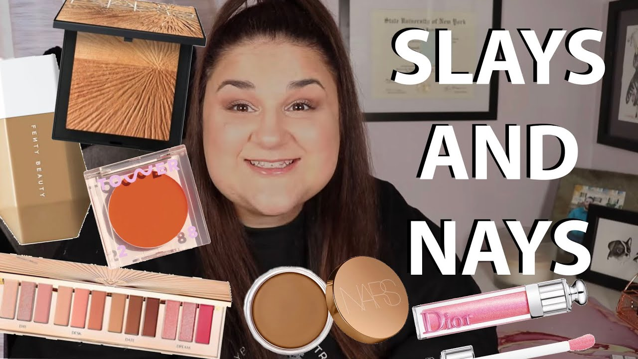 Spring Slays and Nays! *Fenty, Charlotte Tilbury and more!*