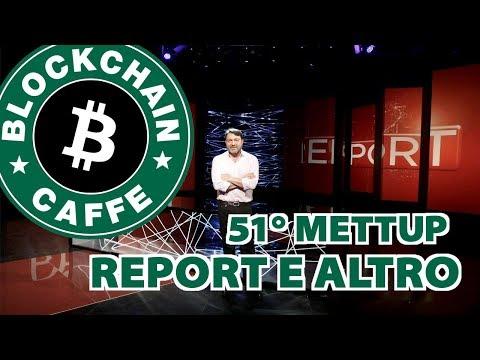 Meetup 51: Report e altri problemi   Blockchain Caffe
