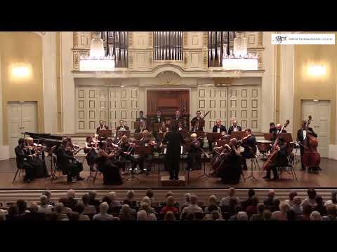 Mak Ka Lok conducting Beethoven 2nd Symphony in Mozarteum Salzburg