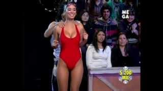 Jhendelyn Núñez - Salto Caballete en Morande Con Compañía