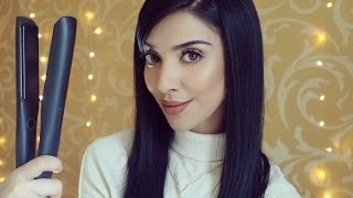 TUTORIAL | GHD Straightening Tutorial