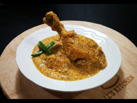 Mustard Chicken Curry (Must Try Recipe) - Chef Lall's Kitchen