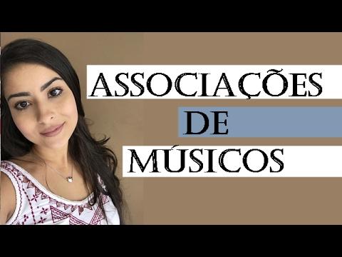 associação de músicos  e como gerar ISRC para as suas músicas