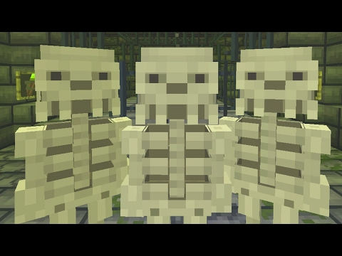 Minecraft Xbox - Murder Mystery - The Catacombs (2)