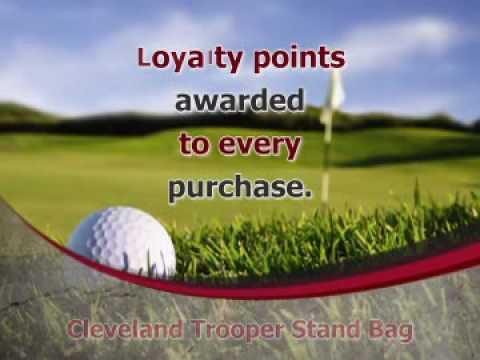 Cleveland Trooper Stand Bag