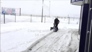 Elektro Maschinen Snow Throwers