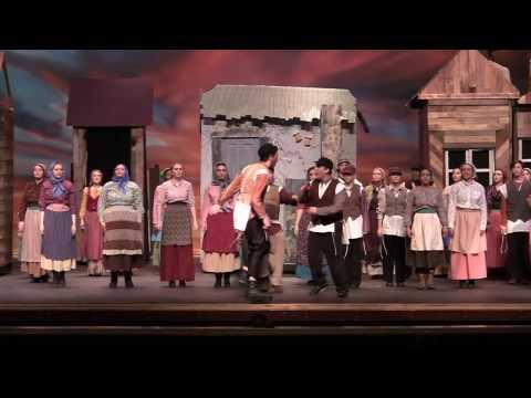 Edmond Santa Fe - 2017 Musical - Fiddler on the Roof