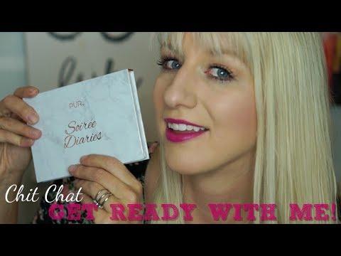 Chit Chat GRWM | PUR Soirée Diaires l Having a Bad Day | Project Palette