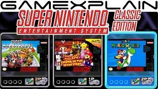 Super NES Classic Edition - Menu Music (Theme Song)