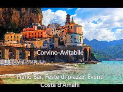 Corvino-Avitabile, Live Music Amalfi Coast, A città e Pulicinell
