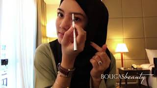 Simple Make Up Tutorial with Bougas Beauty Serum