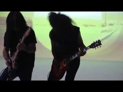 """Exclusive behind the scenes: Armored Saint """"Win Hands Down"""" video shoot shoot"""