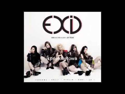 EXID - Ah Yeah Full Audio