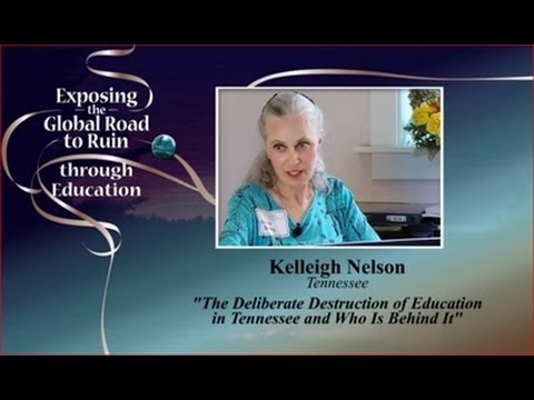 Kelleigh Nelson- The Deliberate Destruction of Education  Disc  3