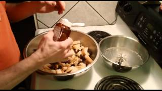 Dutch Oven Cooking: Mike's Bread Pudding