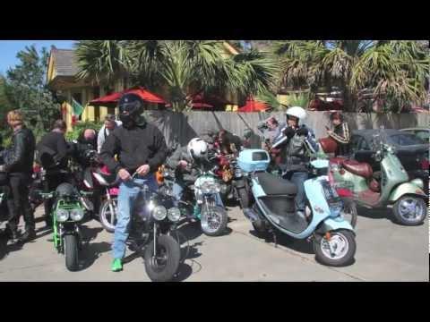 Voodoo Scoots & Nola Ruckus Society: Hangover Ride