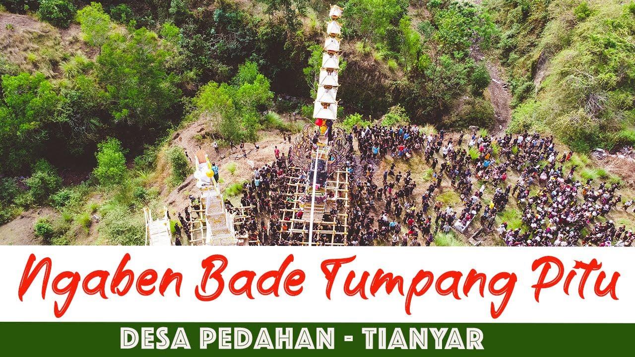 Download HEBOH & SERU Bade Tumpang Pitu Melewati Jalan Sempit | Ngaben Pedahan 2021