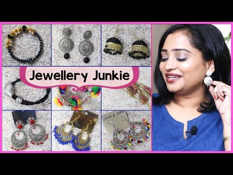 Yes I am Jewellery junkie