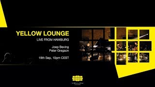 Joep Beving & Peter Gregson   Yellow Lounge - Live Stream - 19.09.2018, Hamburg