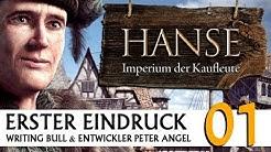 Erster Eindruck: Hanse - mit Entwickler (01) [Deutsch]