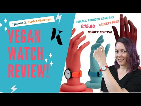 Vegan Watch Review | SOLIOS Watches | Solar Powered Watches Review