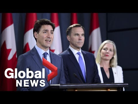 Canada Re-approves Controversial Trans Mountain Pipeline Expansion