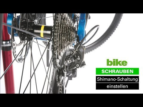 Shimano Schaltung Einstellen – Do It Yourself-Anleitung