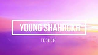 Tesher - YOUNG SHAHRUKH (Lyrics) (8D AUDIO)