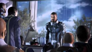 Mass Effect 3 - All 4 endings in Extended Cut DLC