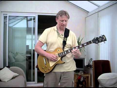 Jumping at Shadows (Blues Cover) - Duster Bennett/Peter Green/Gary Moore