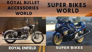 Super Bikes World | Royal Bullet Accessories World