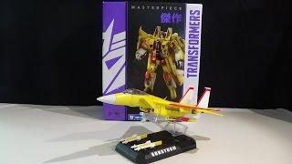 Transformers Masterpiece Sunstorm SPARK HUNTER! MP-05