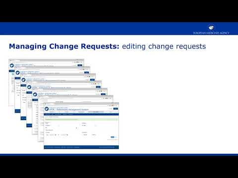 SPOR Learning Module: RMS03C - Managing RMS Change Requests