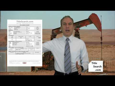 How do you find out if you have oil rights on your property? | AFX