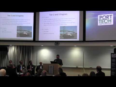 PortTech Forum: Reducing Oceanside Emissions | Si Layfield