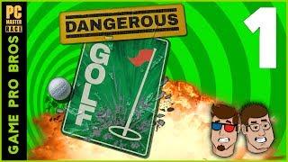 Dangerous Golf - Gotta Go Back to Franceica - Game Pro Bros