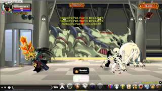 AQW= Necrodungeon FULL WALKTHROUGH AND QUESTS!! Doomwood 2(kerky)
